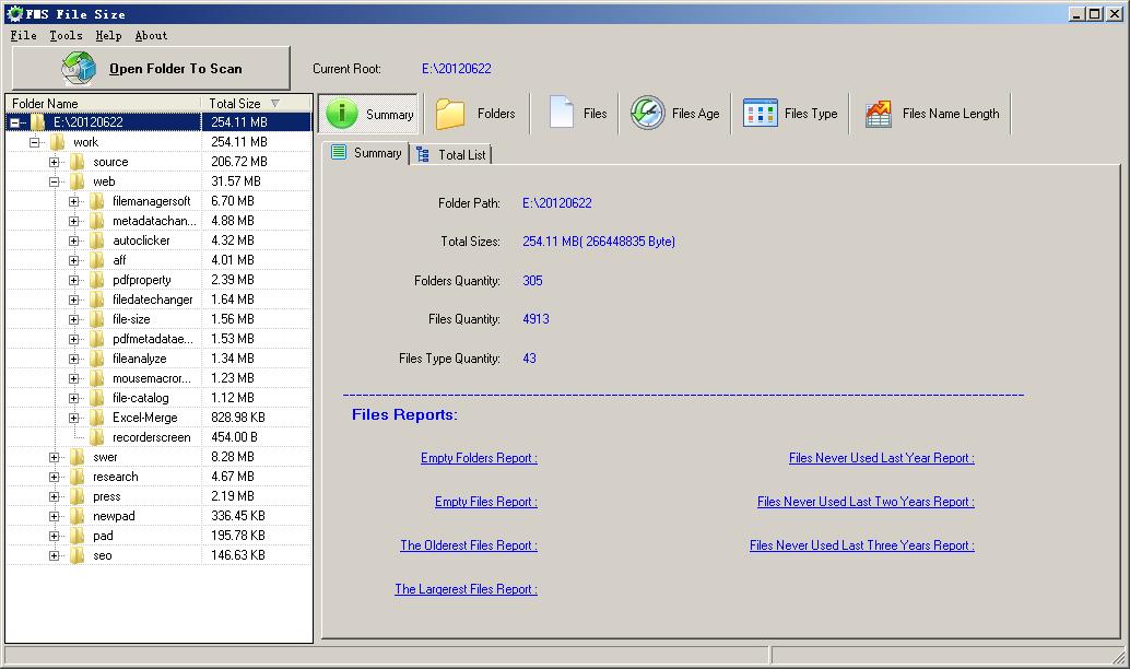 Windows 7 FMS File Size 3.0.10 full